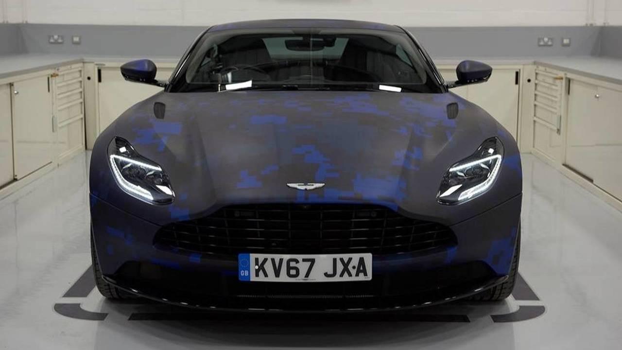 Aston Martin DB11 F1 Livery