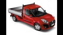 Fiat lança Novo Doblò Work Up na Europa