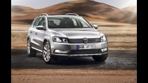 Volkswagen apresenta oficialmente versão aventureira Alltrack para Passat Variant