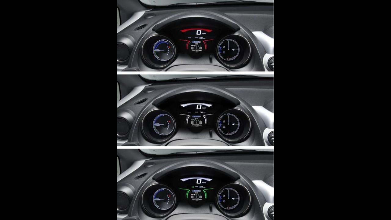 Versão final: Honda Fit Elétrico é apresentado no Salão de Los Angeles