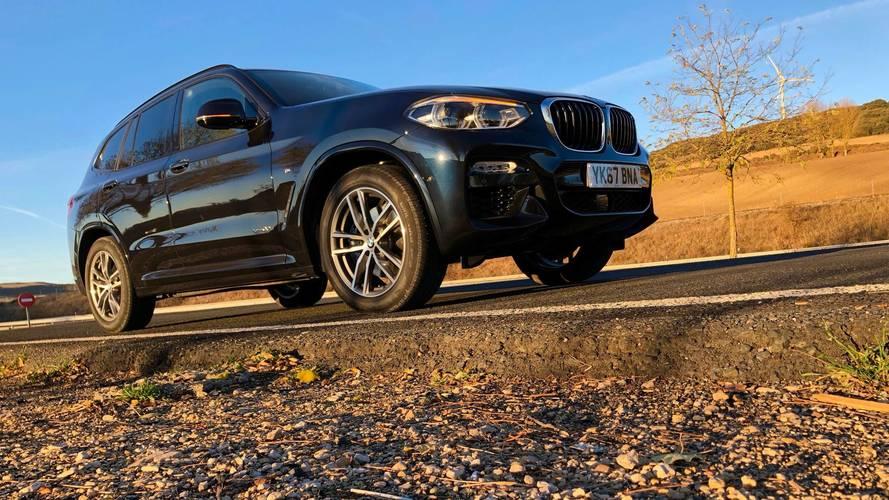 2017 BMW X3 review: sharp, classy SUV