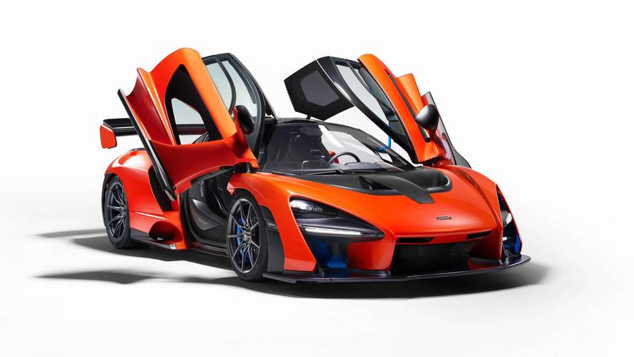 Take A Closer Look At The Radically Engineered McLaren Senna