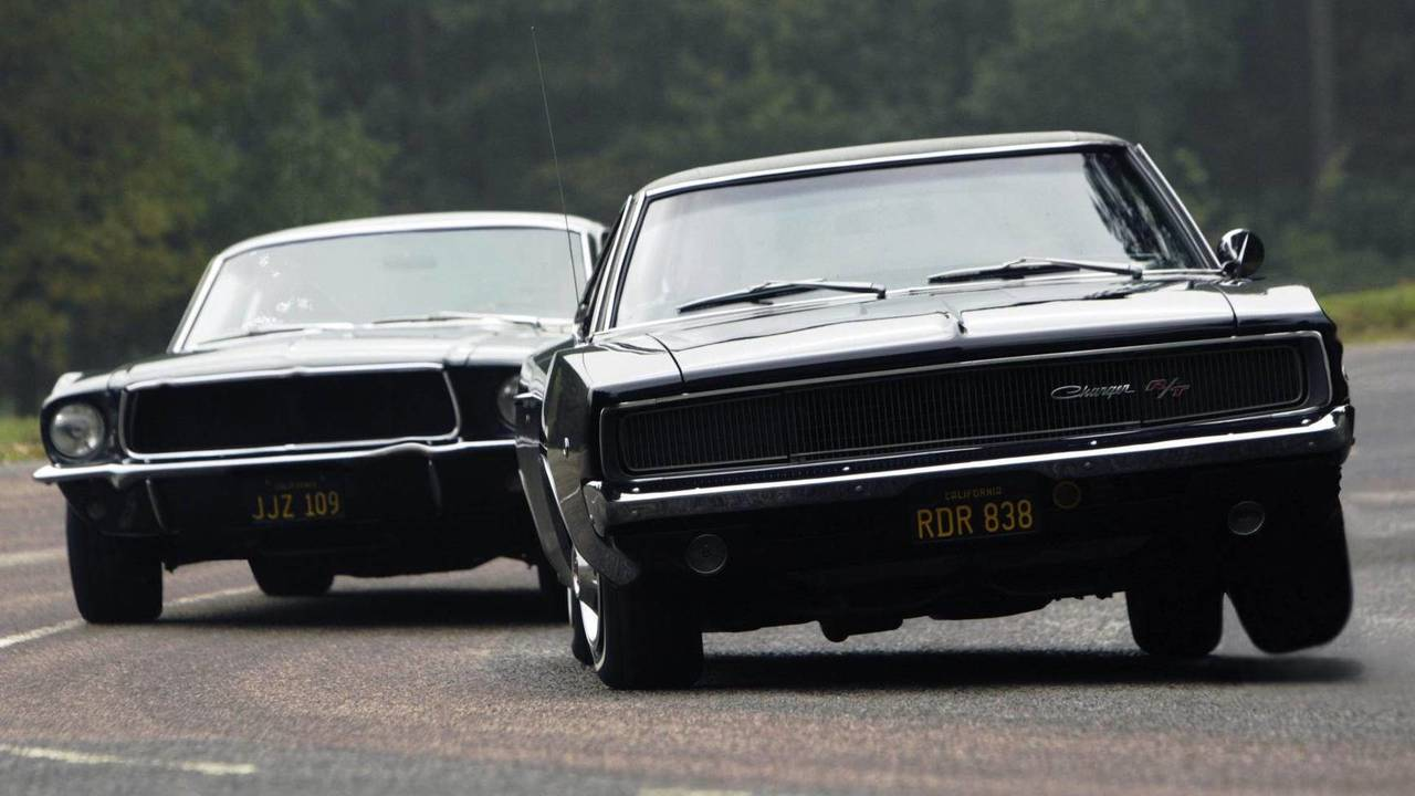1969 Dodge Charger, Bullitt