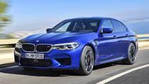 Neuer BMW M5 im Test