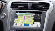 Ford SYNC 3 with Sygic nav