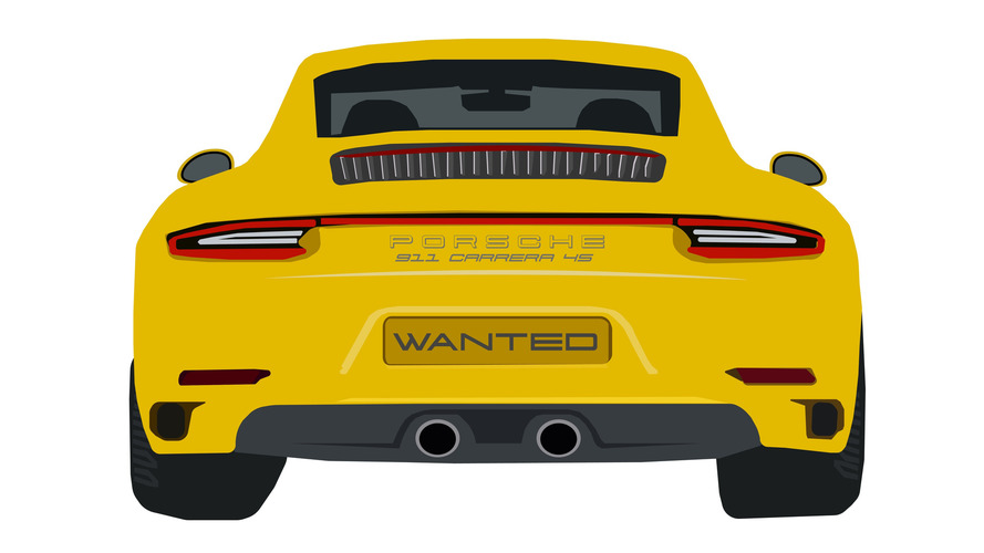 Grande-Bretagne - La Porsche 911 Carrera 4S plébiscitée par les voleurs