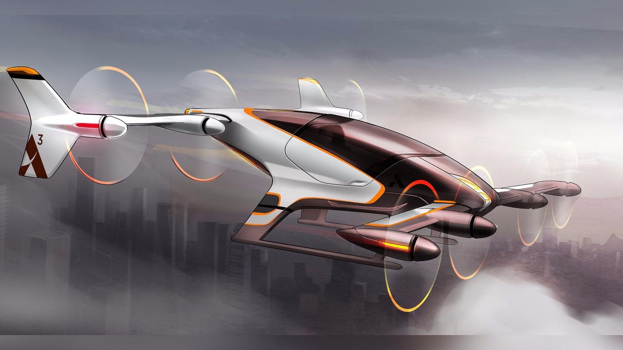 Project Vahana design sketches