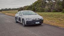 2018 Holden Commodore teaser