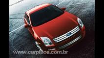 Ford Fusion pode ganhar versão GT com motor 3.5 l V6 de 340 cavalos nos E.U.A