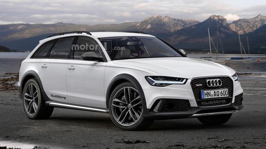 Audi RS 6 allroad - Finalement pour 2017 ?