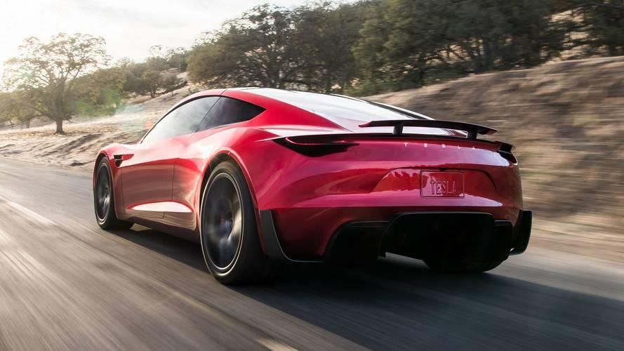 Tesla Roadster - Le plein de vidéos !