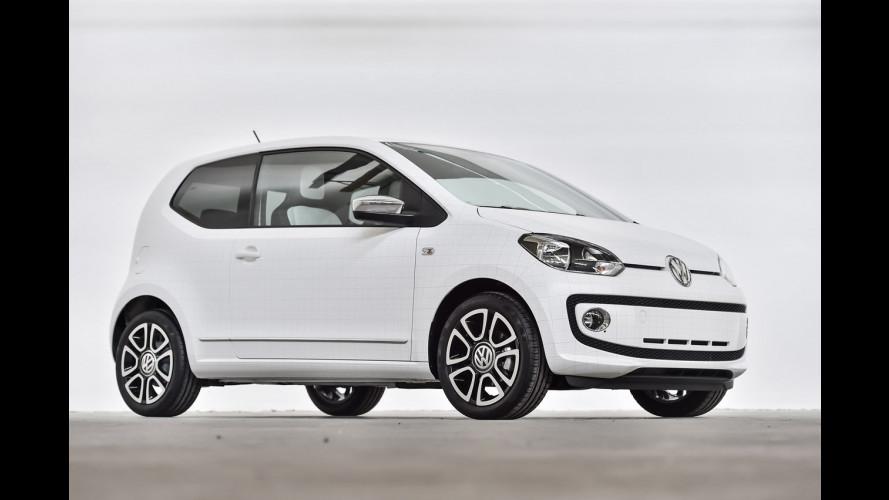 Garage Italia Customs rivede la VW up! in chiave