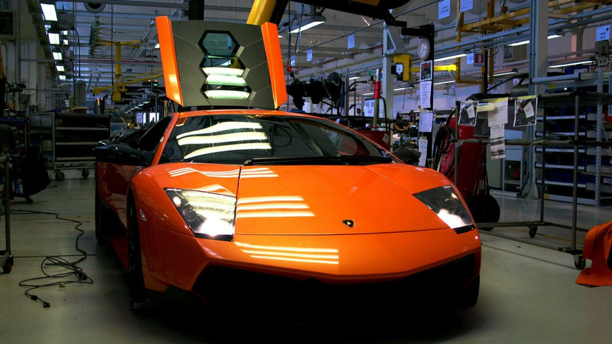 Lamborghini LP670-4 SV Factory Build on National Geographic TV Show
