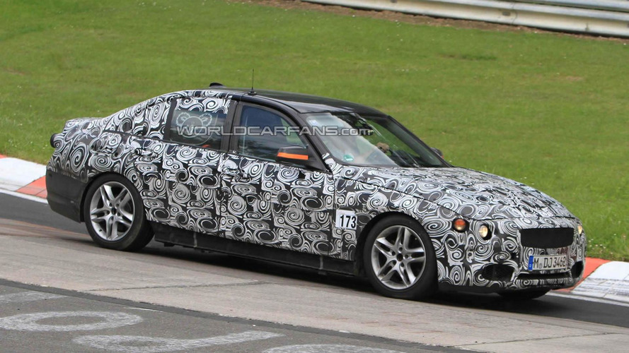 2012 BMW 3-Series hits the ring for first time