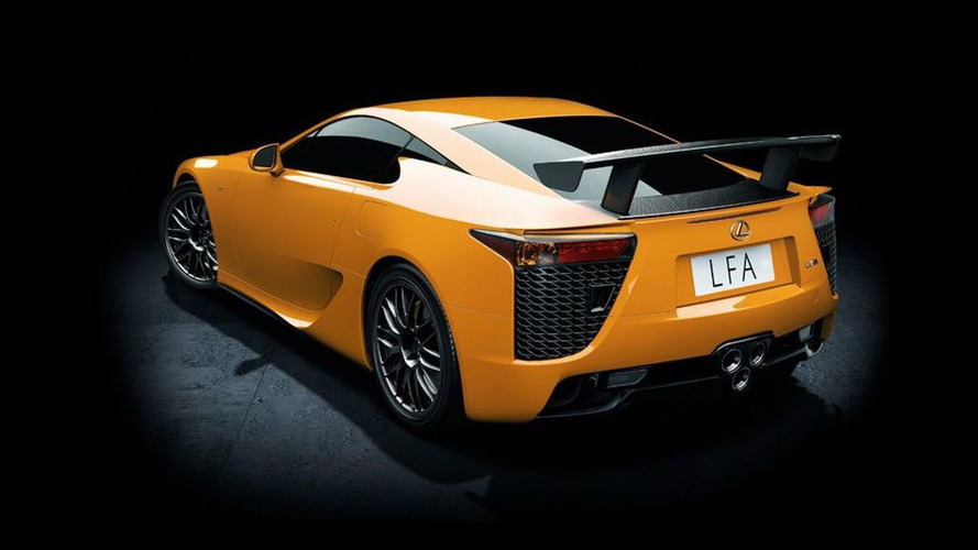 Lexus LFA Special Edition Announced