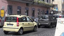 2012 Fiat Panda spy photo - 19.7.2011