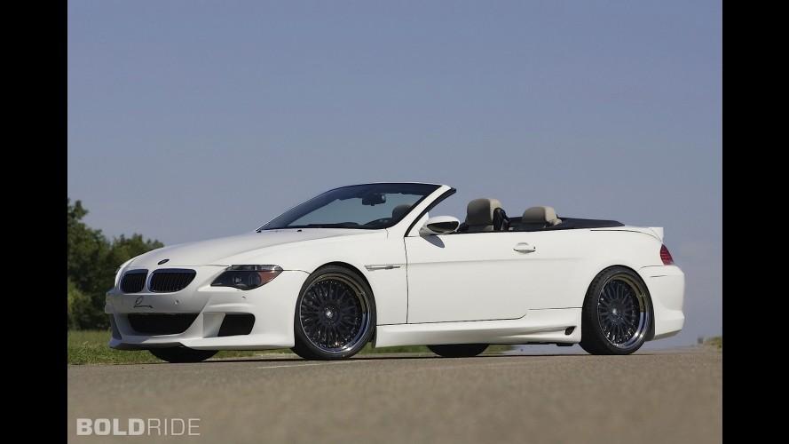 Lumma Design BMW M6 CLR 600 S
