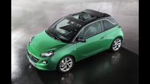 Opel Adam Swing Top, la capote in tela è servita