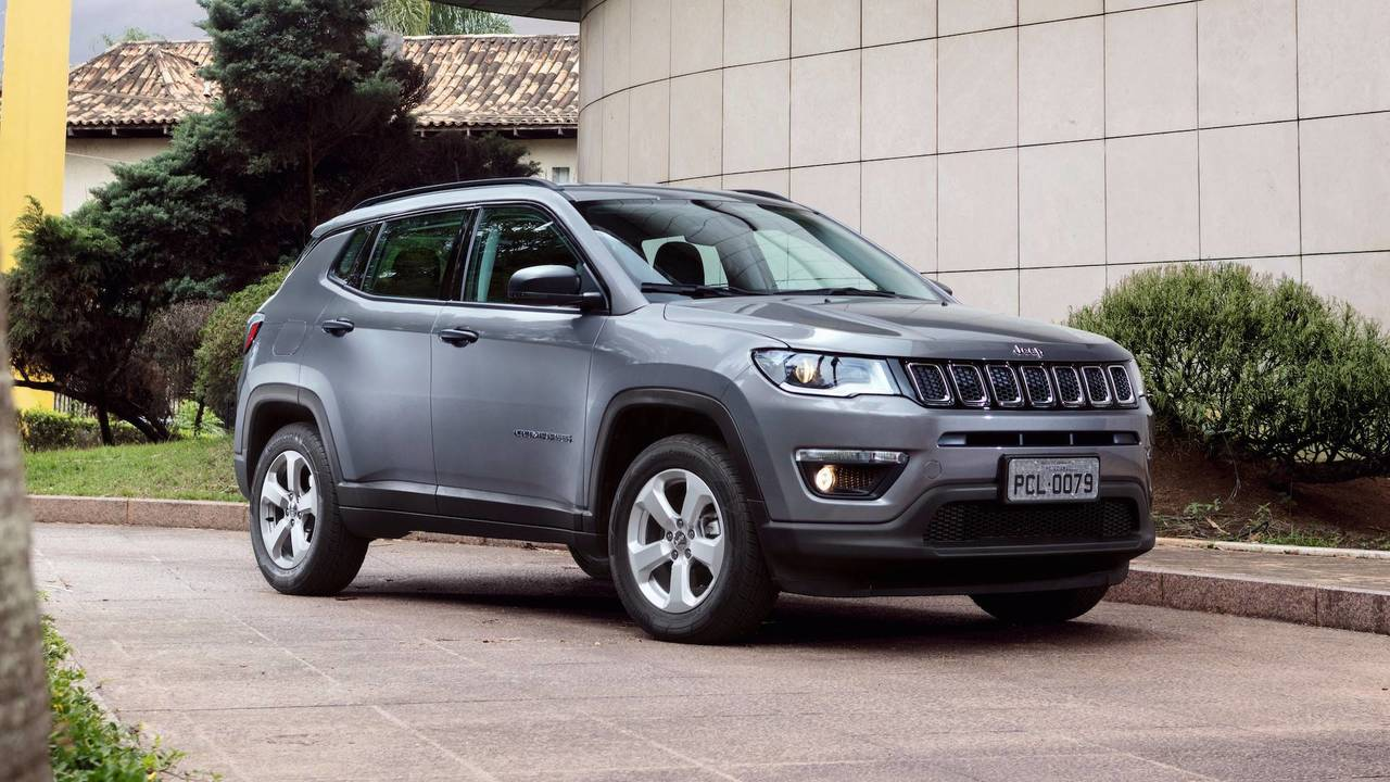 10. Jeep Compass Sport: $22,090