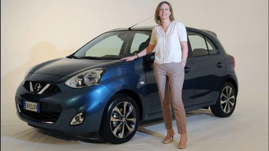 Nissan Micra restyling,