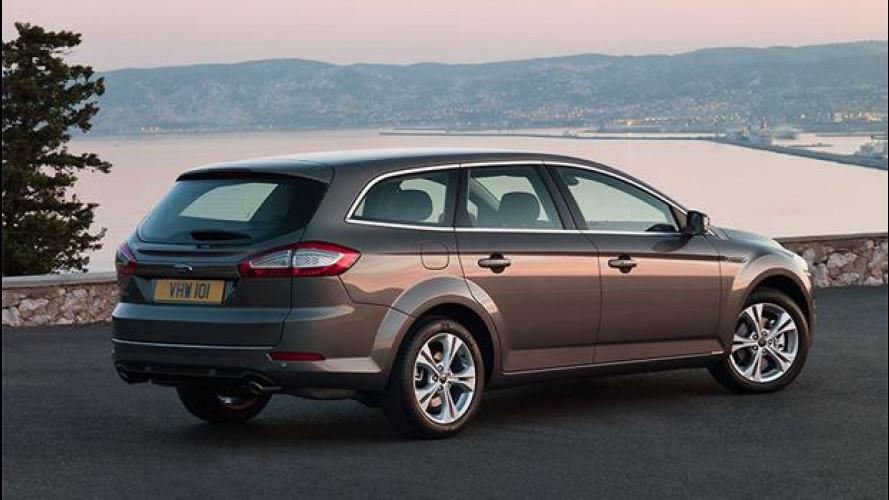 Ford Mondeo, giù i prezzi di 3.000 euro