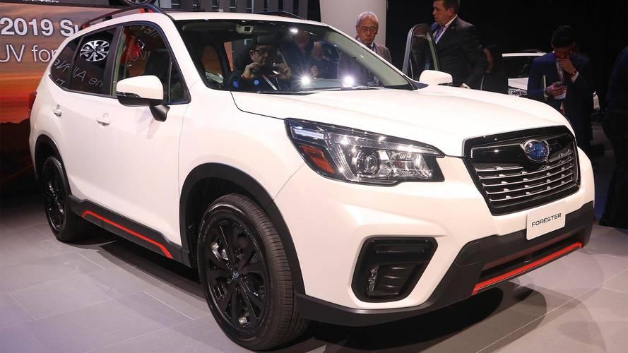 Novo Subaru Forester 2019 fica mais espaçoso e eficiente