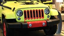 Super 8 Custom Jeep