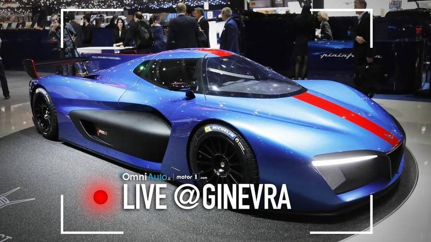 Pininfarina, tra Gran Turismo e sportive green
