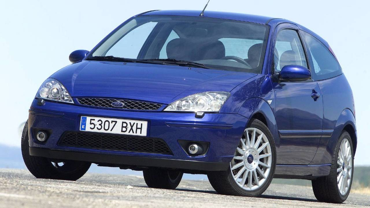 Ford Focus 2002-2004 ST170