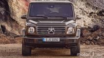 Mercedes Classe G, Comparatif