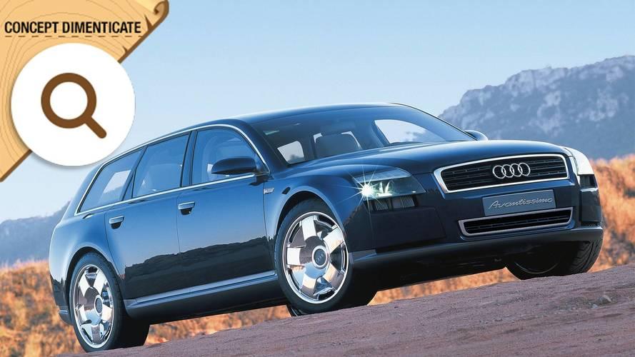 Audi Avantissimo, la A8 nelle vesti di famigliare
