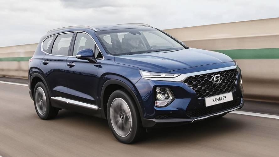 2019 Hyundai Santa Fe First Drive: Reshaped, Resized, Revitalized