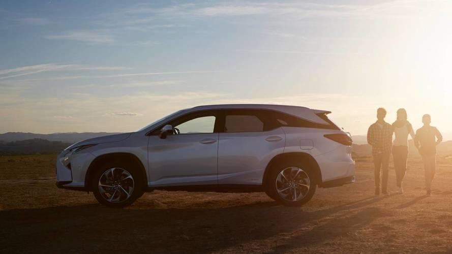 Lexus RX450hl