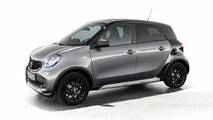 smart forfour crosstown edition 2018