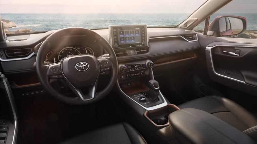 2019 Toyota RAV4: Karşılaştırma