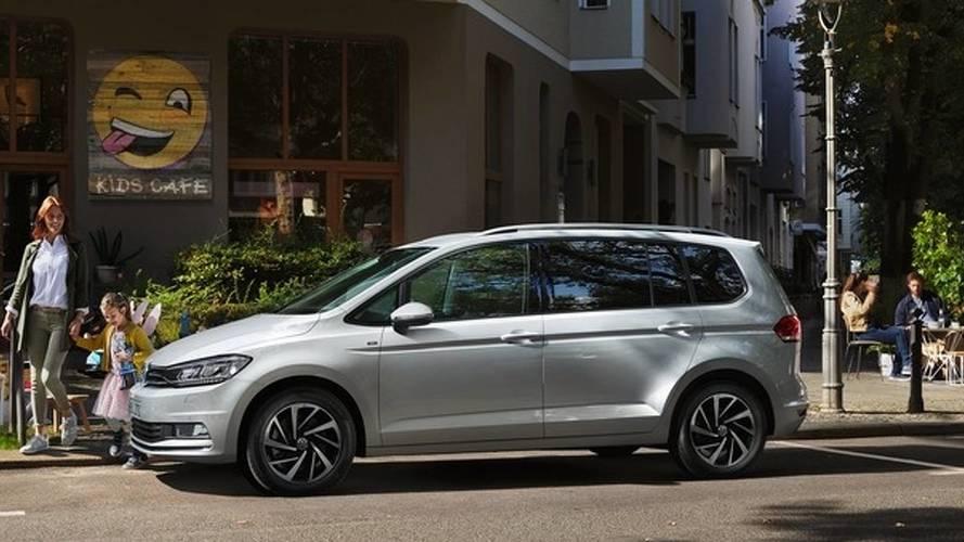 Volkswagen lance un Touran