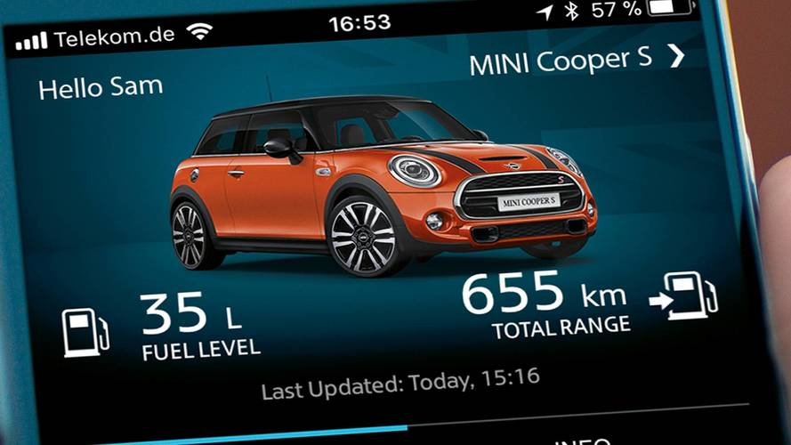 MINI Connected 4G