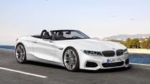 BMW Z5 render