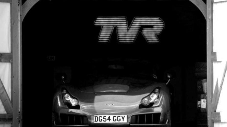 TVR new V8 sports car sold out for 2017