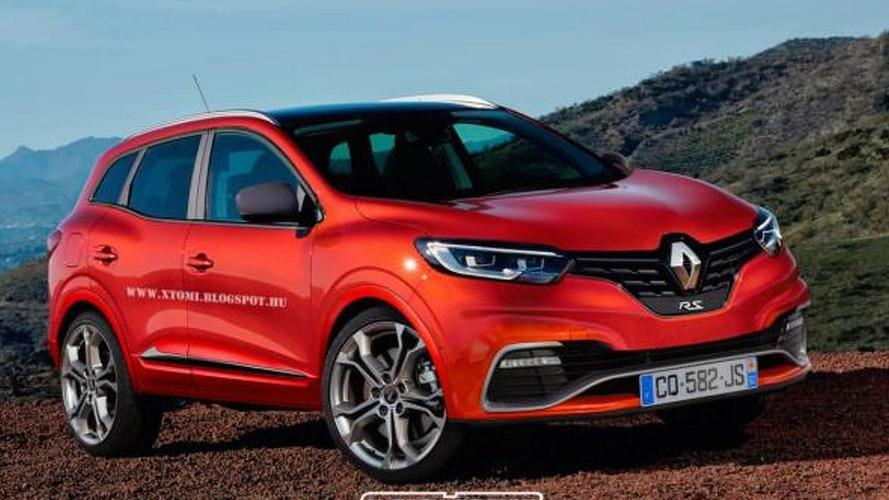 Les Renault Captur et Kadjar R.S. finalement bel et bien en projets ?