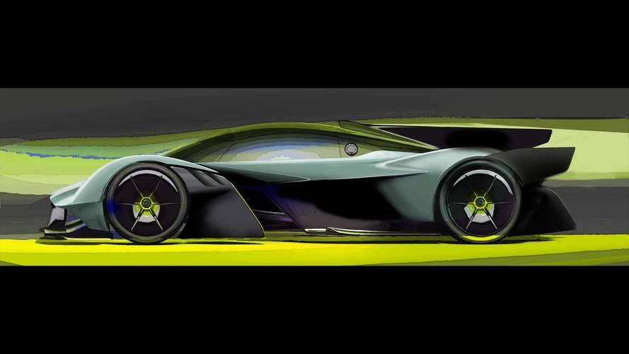 Aston Martin Valkyrie - Le record du Nürburgring en vue ?