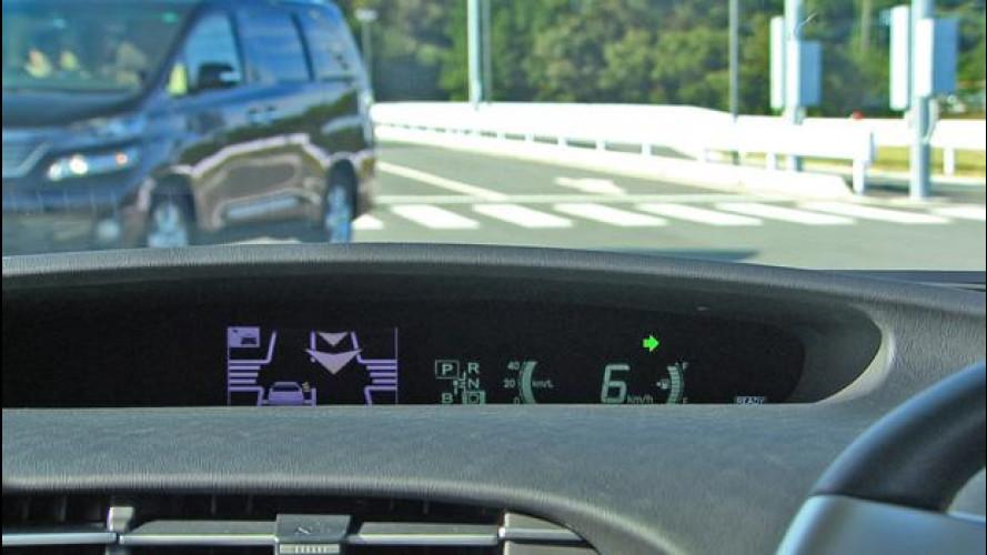 Toyota: nuovi sistemi di sicurezza a prova di errore