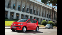 Volkswagen up! a Roma