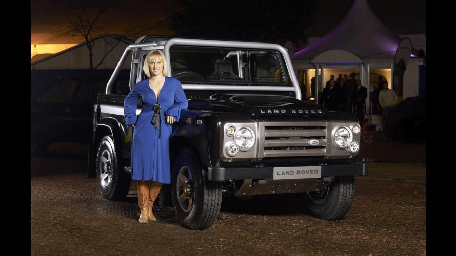 Land Rover SVX special edition