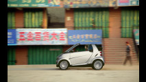 smart in Cina dal 2009