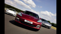 Porsche Panamera numero 25.000