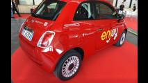 Enjoy, il car sharing di Eni e Fiat