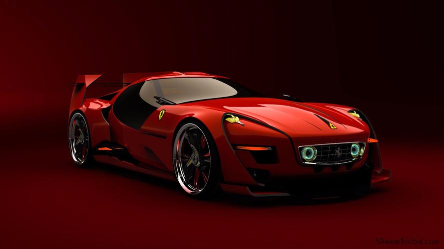 Design - La Ferrari du futur imaginée !