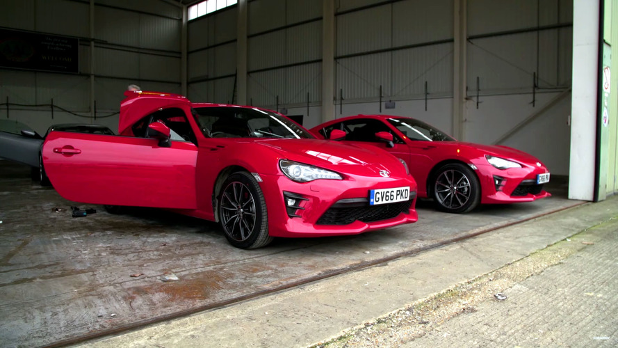 Toyota GT86 is Top Gear's new 'Reasonably Fast Car'