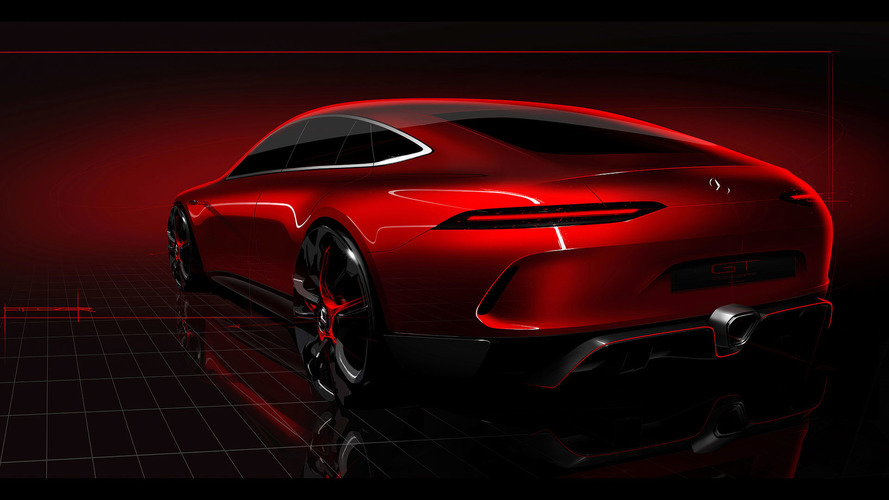 Mercedes-AMG GT Concept Video Teaser